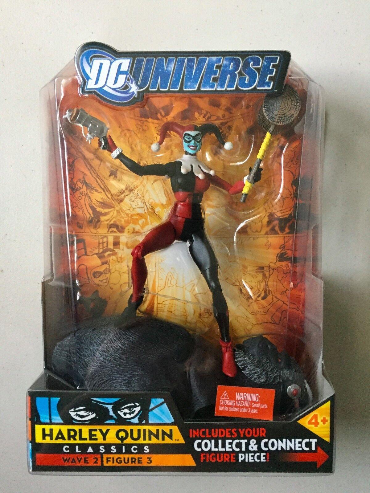 DC Universe Classics HARLEY QUINN QUINN QUINN Figure (DCU Comics BATMAN VILLAN) 96eb58