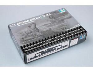 Trumpeter-1-35-German-Railway-36-034-Track-Set-TRP213