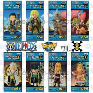 Jumping 50th Anniversary World Collectable Figure vol.8 All 5 Types