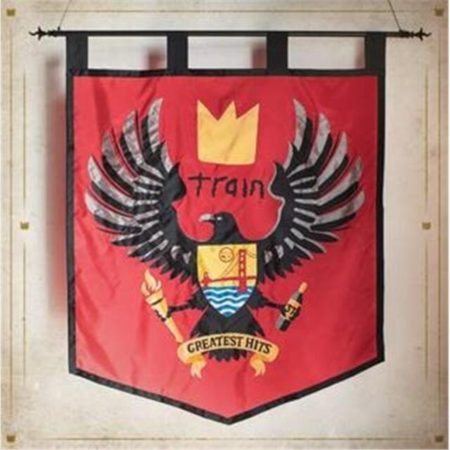 Train Greatest Hits CD NEW