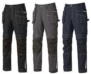 DICKIES-EISENHOWER-Extremo-Pantalones-Ligero-Resistente-Hombres-Trabajo-eh26801r