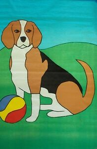 Beagle Standard House Flag by NCE  #20574