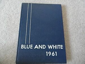 1961-Granville-High-School-Yearbook-from-Granville-Ohio