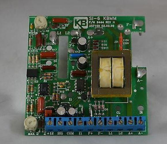SI-6 KBMM  -  KB Electronics  -  Signal Isolator