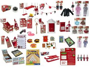 Elf-Accessories-Props-Ideas-Games-Christmas-Kit-Clothes-Decorate-The-Book-Shelf