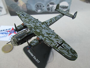 Bomber-ww2-RAF-metal-1-144-Heinkel-Junkers-Douglas-ronds-Aircraft-yakair