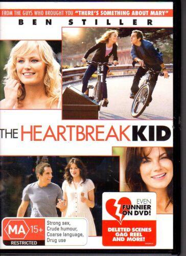 1 of 1 - THE HEARTBREAK KID - DVD R4 (2008) Ben Stiller - LIKE NEW - FREE POST