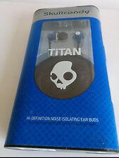 Skullcandy Titan Headphones - Black/Blue