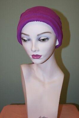 Affidabile Christine Collection Donna Turbante Colore Fucsia- Curare La Tosse E Facilitare L'Espettorazione E Alleviare La Raucedine