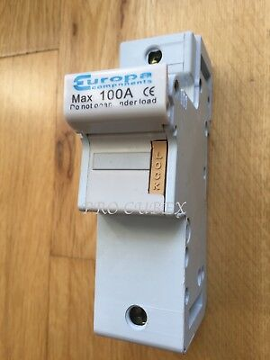 EUROPA COMPONENTS EUC1 C10 230V CIRCUIT BREAKER SAME DAY POST.
