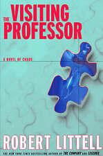 Visiting Professor: A Novel of Chaos,Robert Littell,New Book mon0000003521