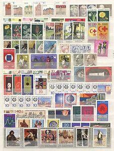 DDR-Jahrgang-1969-postfrisch-Auswahl-aus-Michel-Nr-1434-1533