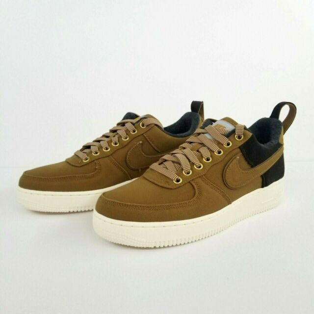 Nike Air Force 1 Carhartt Ale Brown – Feature