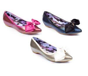 Irregular Choice Sulu F Low heel Flat Shoes