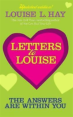 Letters to Louise: The Answers Are Within You-ExLibrary