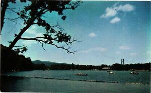 Vintage Postcard - Hessian Lake Bear Mountain Unposted New York NY #1702
