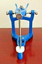 Whip Mix Model 100 Simple Dental Articulator Blue Metal