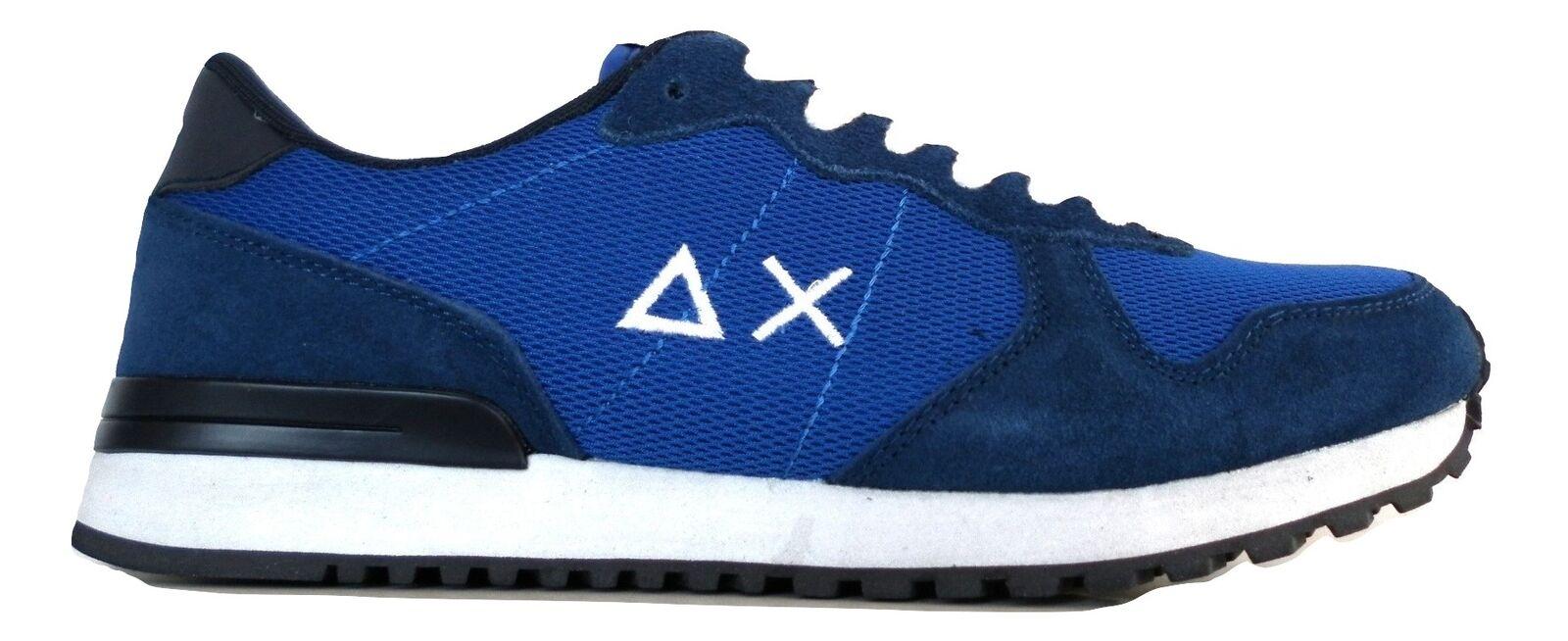 AX SUN68 scarpe unisex scarpe da ginnastica running S0001 58 blu royal
