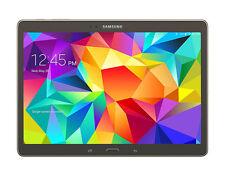 Samsung Galaxy Tab S sm-t800 16gb, WLAN, 26,7 cm (10,5 pollici) - Titanium 2t/186