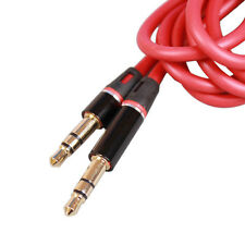 Premium 3.5mm Audio Cable AUX-In Cord For JBL On Tour iBT Micro Portable Speaker