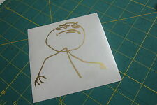 F*ck Yeah Guy Sticker Decal Meme Illest Haters JDM Funny