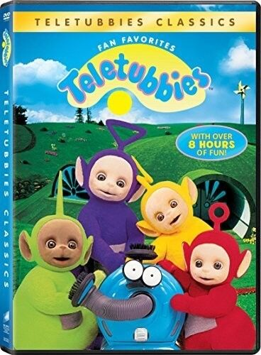 Teletubbies 20th Anniversary Best Of The Best Classic Episodes