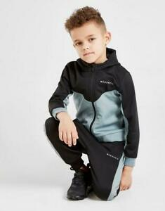 New McKenzie Boys' Mini Bixente Full Zip Tracksuit