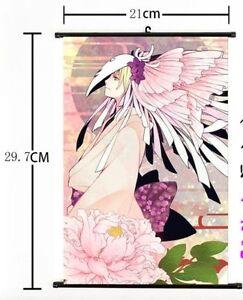 Hot Japan Anime natsume yuujinchou Natsume Wall Scroll Home Decor 30*21CM 091