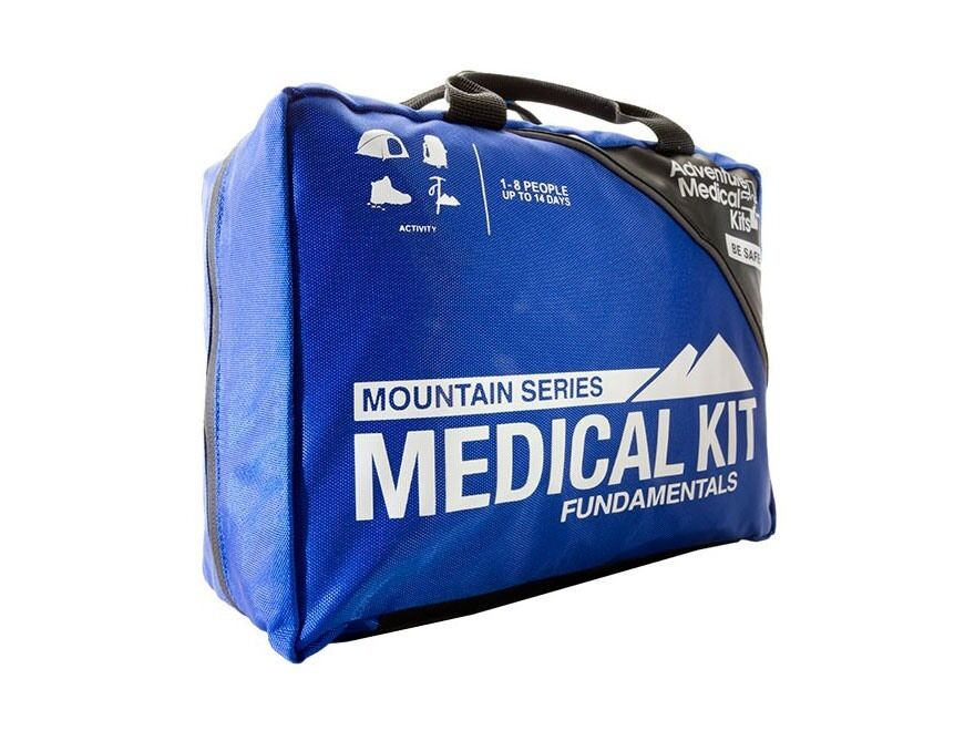 Adventure Medical Kits Mountain Series Fundamentals Kit 1-8 Person 1-14 Day