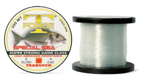 fishing line monofilament 0.70mm TRABUCCO T-FORCE SPECIAL SEA 300mt