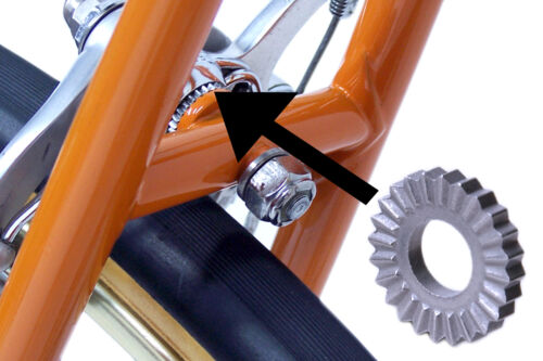 Replacement Serrated Brake Caliper Washer Weinmann Modolo Shimano Universal etc