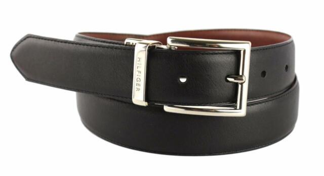 Polo Assn.Dark Edge Mens Reversible Belt U.S