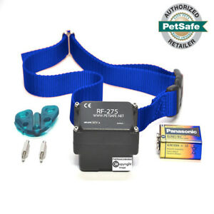 PetSafe-SportDOG-Stubborn-Dog-Fence-Collar-PRF-275-19-FREE-Battery-amp-Blue-Strap