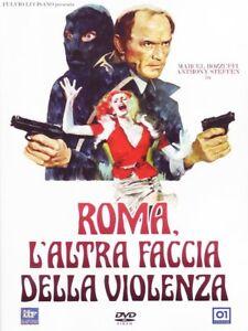 Dvd-Roma-l-039-altra-Faccia-della-Violenza-1977-NUOVO