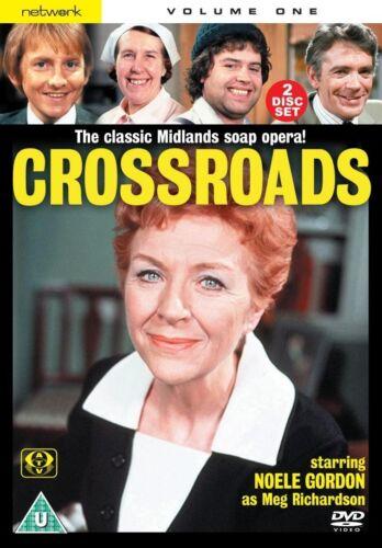 1 of 1 - CROSSROADS  Volume One     2 Disc Set      Fast  Post