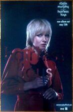 ROISIN MURPHY Hairless Toys 2015 Ltd Ed New RARE Poster +FREE Indie Folk Poster