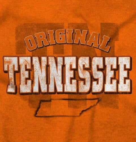 Tennessee Student University Football College Adult Short Sleeve Crewneck Tee