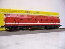 Brawa 0402 H0 1:87 2L= DSS Diesellok BR 229 100-3 rot DR Ep.V DIGITAL in OVP