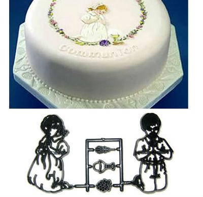 Patchwork Cutters COMMUNION SET Sugarcraft Cake Decorating