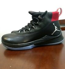 d28fad40d4e item 5 New Jordan Ultra Fly 2 Mens 897998-003 Black Silver Red Basketball  Shoes Size 9 -New Jordan Ultra Fly 2 Mens 897998-003 Black Silver Red  Basketball ...