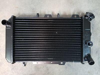 Hyosung United Motors ATK Radiator Black GT650R GT650 GT650S