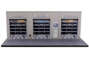 Diorama-presentoir-Volkswagen-Gandoire-Automobiles-1-43eme-43-2-D-D-010