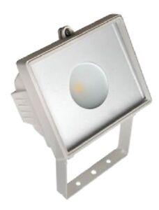 MEGATRON-Focos-de-exterior-mt69104-Blanco-LED-30w-IP44-con-arco
