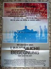 Unheimliche Begegnung der 3. Art * A1-Filmposter - German 1-Sheet 1980 SPIELBERG