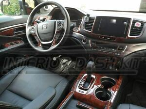 Image Is Loading Honda Pilot Lx Ex L Touring Interior