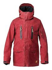 Quiksilver Dreaming Snowboard Jacket (XL) Red
