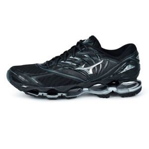 promo code 345b5 f2236 Chargement de l image en cours Mizuno-Wave-Prophecy-8-Men-Running -Shoes-J1GC190004-