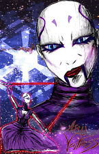 Asajj Ventress The Clone Wars Star Wars 11 x 17 High Quality Poster