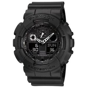 Casio G-Shock Mens Watch GA100-1A1 Greater Montréal Preview