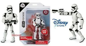 Star Wars The Last Jedi Toybox First Order Stormtrooper Exclusive Action Figure